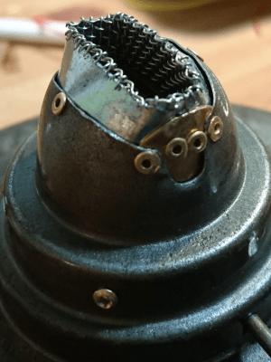 E002 Burner